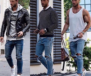 life, men, and style image