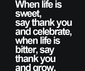 quote, life, and sweet image