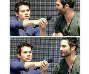 interview, teen wolf cast, and teen wolf image