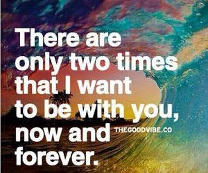 forever, quote, and you image