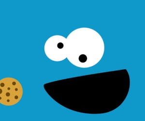 blue and cookie image