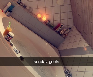 bath, shower, and Sunday image