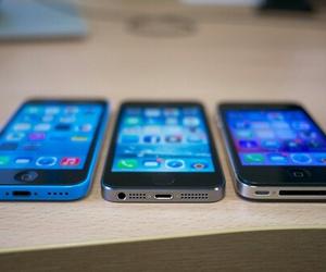 iphone, luxury, and phone image