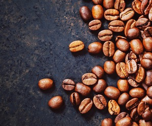 coffee, wallpaper, and coffee beans image
