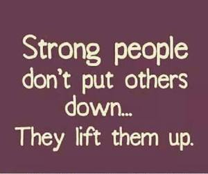 quote, strong, and people image