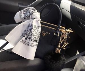 fashion, luxury, and Prada image