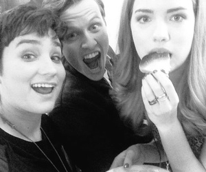 scream, bex taylor-klaus, and willa fitzgerald image