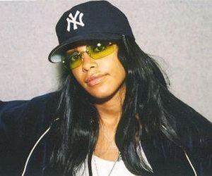 aaliyah and r&b image