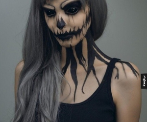 horror, woman, and costume image