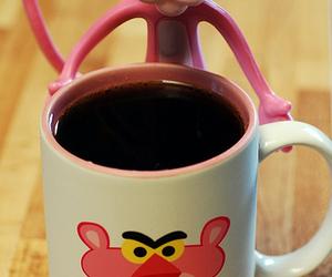 coffee, funny, and mug image