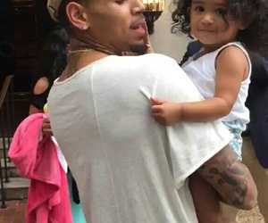 cute, chris brown, and royalty image