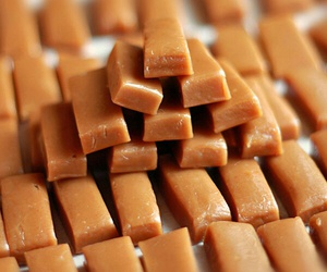 caramel, delicious, and food image