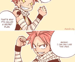 anime, manga, and fairy tail image