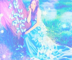 alternative, beauty, and butterfly dress image