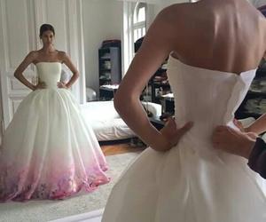 amazing, wedding, and white image