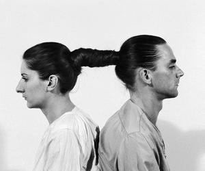 art, MARINA ABRAMOVIC, and hair image
