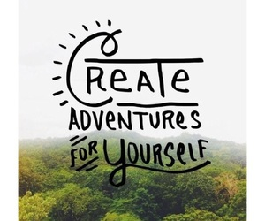 adventures, quote, and words image