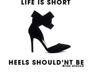 attitude, heels, and ladies image