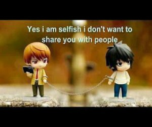 quote and selfish image