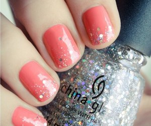 girl, nail art, and uñas decoradas image