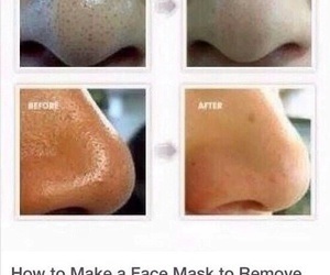cosmetic, nose, and diy image