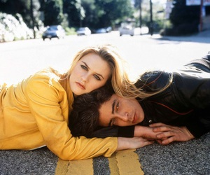 alicia silverstone, Benicio del Toro, and excess baggage image