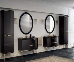 bathrooms, beautiful, and elegance image