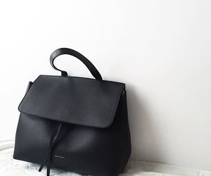 bag and black image