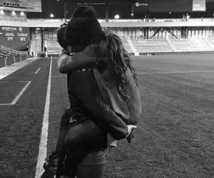 football, cute, and love image