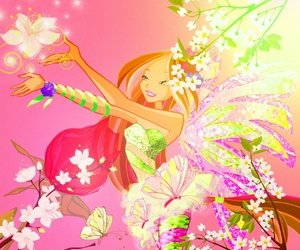 flora and winx image