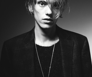 Jamie Campbell Bower, sexy, and Hot image