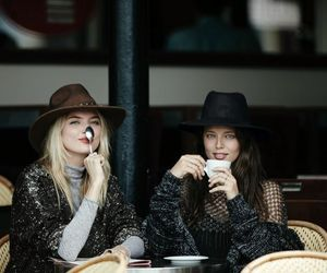 cafe, spoon, and martha hunt image