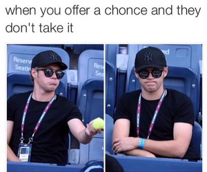 one direction, niall horan, and chonce image