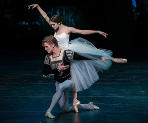 heart, love, and ballet image