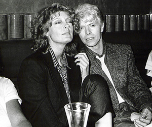 david bowie, susan sarandon, and the hunger image