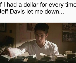 director, dollars, and tyler posey image