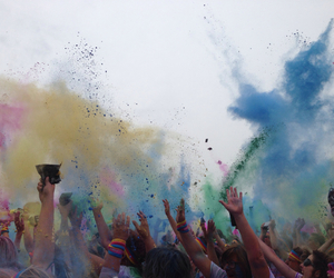 color, colorrun, and happiest5k image