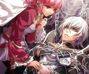 anime, wand of fortune, and manga image
