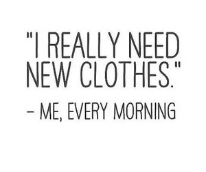 clothes, quotes, and true image