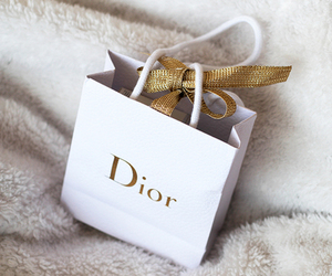 dior, luxury, and shopping image