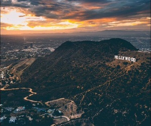 hollywood, america, and beautiful image