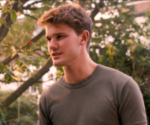 jeremy irvine, now is good, and cute image