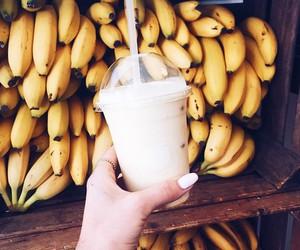 banana, food, and drink image