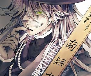 Undertaker Kuroshitsuji And Anime Image