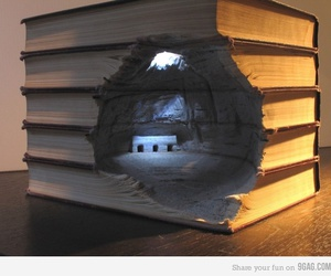 book, books, and awesome book heats image