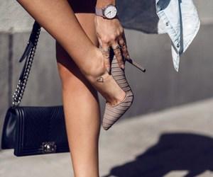 bag, blogger, and fashion image
