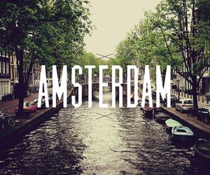 amsterdam, travel, and city image