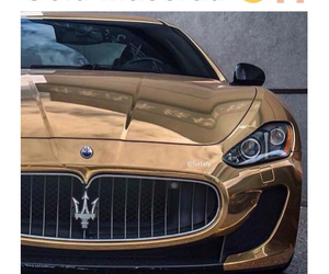 car, goals, and gold image