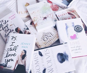 book, life, and love image