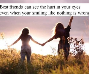 best friends, quote, and bff image